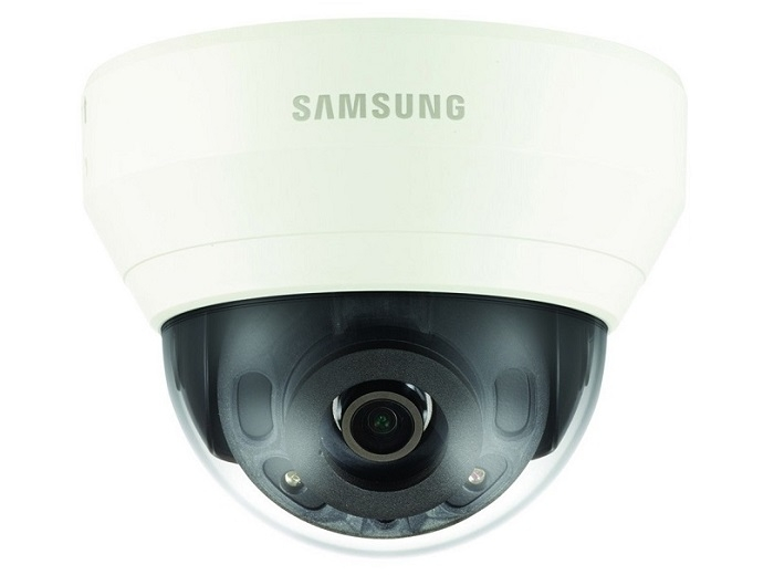 CAMERA IP DOME DE INTERIOR 4MP IR 20M 3.6MM