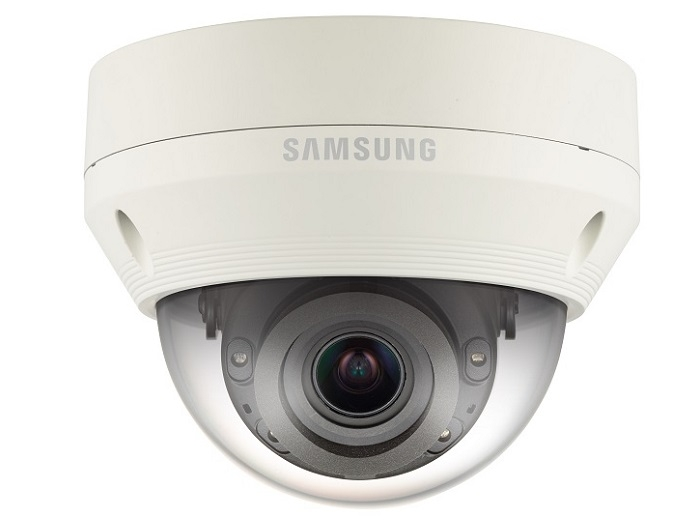 CAMERA IP DOME ANTIVANDAL DE EXTERIOR IR 30M