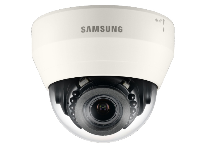 CAMERA IP DOME DE INTERIOR 2MP LENTILA 2.8-12MM