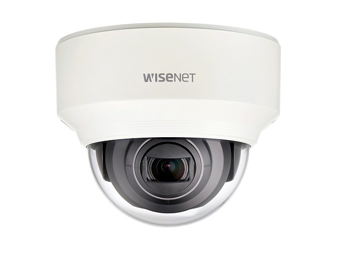 CAMERA IP DOME ANTIVANDAL 2MP 2.8-12MM