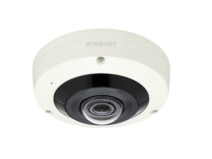 CAMERA IP DOME FISHEYE 4MP IR15M  1.6MM