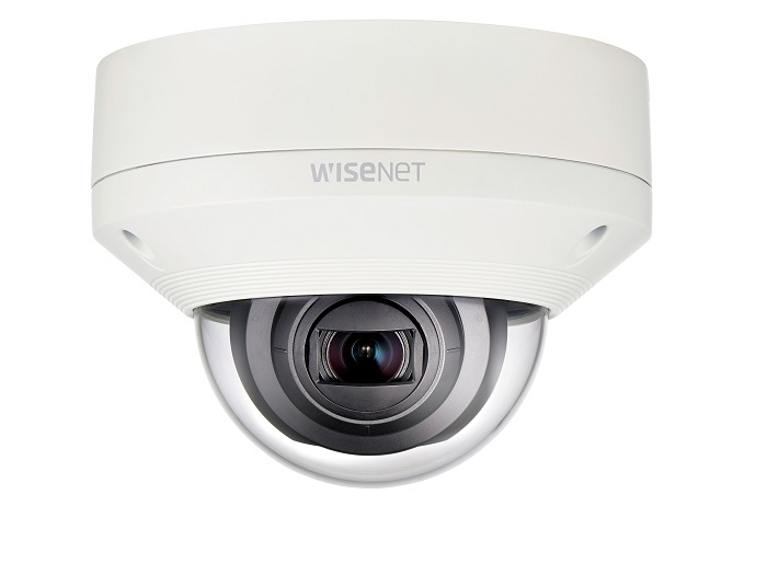 CAMERA IP DOME ANTIVANDAL 2MP IR 2.8-12MM