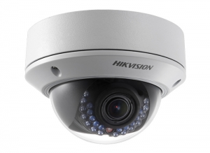 CAMERA IP DOME 2MP DE EXTERIOR IR 20M 2.8-12MM