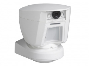 DETECTOR PIR WIRELESS DE EXTERIOR CU CAMERA