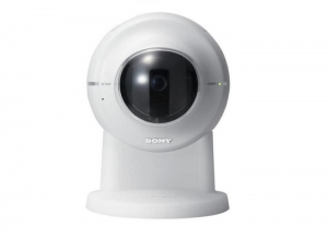 CAMERA IP SONY MPEG4 PAN TILT ZOOMX3 AUDIO