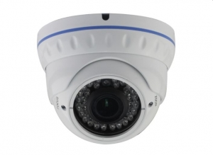 CAMERA ANALOGICA DOME DE EXTERIOR HD IR 30M