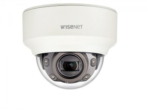 CAMERA IP DOME ANTIVANDAL 2MP IR30M 2.8-12MM